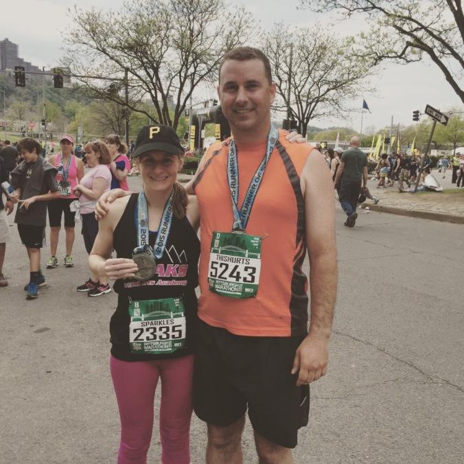 Pittsburgh Marathon 2015